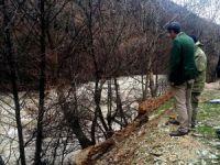 Milletvekili Şaroğlu, kayıp uzman çavuşu arama çalışmalarını inceledi