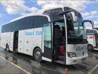Mavi Tur otobüs firması taşımacılığa ara verdi