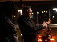 Yönetmen Kazım Öz, kendi imkanları ile film çekiyor