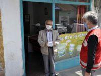 Personel çalıştıran iş yerlerine ücretsiz maske