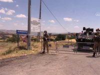 Burmageçit ve Altınçevre köyleri karantinaya alındı VİDEO