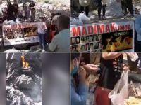 Sivas'ta yaşamını yitirenler için Munzur Gözeleri'nde anma
