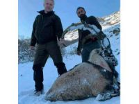 Yaban keçilerinin avlanması ihalesinin iptal edilmesi için dava açıldı
