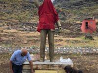 İl Genel Meclisi Başkanı Arslan'dan heykel açıklaması