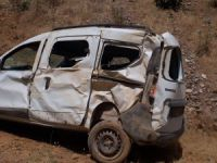 İki ayrı kaza: 2'si ağır 8 yaralı