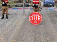 Ovacık'ta bir köy karantinaya alındı