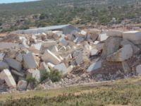 Koçpınar köylülerinden maden ocağı tepkisi