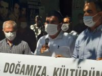 Munzur Özgür Aksın Meclisi'nden maden projelerine tepki