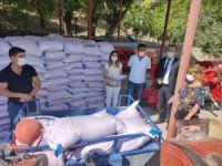 Üreticilere 160 ton sertifikalı buğday tohumu dağıtıldı