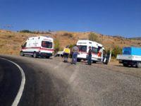 Can TV Ve PİRHA çalışanları kaza geçirdi