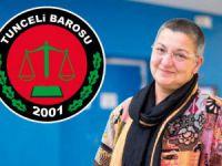 Dersim Barosu: TTB ve Başkanı Şebnem Korur Fincancı yalnız değildir