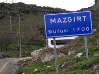 Mazgirt ilçesine ikameti olmayanların girişi yasaklandı