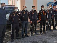 İzmir depreminin kahramanları görev yerlerine döndü