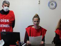 DİSK'ten torba yasa tepkisi