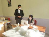 50 bin adet maske ücretsiz dağıtılmaya başlandı