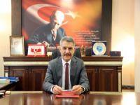 """Vali Özkan'dan """"24 Kasım Öğretmenler Günü"""" mesajı"""