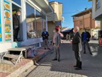 Milletvekili Şaroğlu, Mazgirt'te vatandaşları dinledi