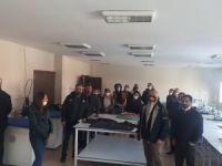 Ovacık'a tekstil atölyesi açıldı, kaybolan kültür yeniden canlanacak