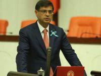 Milletvekili Polat Şaroğlu, depremzedelerin sorununu Meclise taşıdı