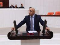 Milletvekili Önlü,  Alevilerin evlerine çarpı işareti konulmasını sordu