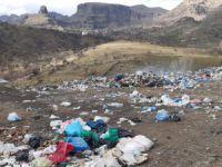 Mazgirt'te çöp sorunu çözüm bekliyor