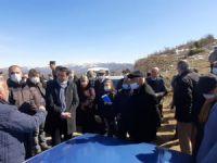 Sütlüce köylüleri çöp tesisinin başka yere kurulmasını istiyor VİDEO