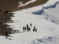 Diribaş anısına Zel Dağ'ına tırmanış gerçekleştirildi