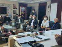 HDP'den çöp tesisi projesine destek