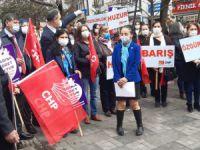 CHP Kadın Kollarından 8 Mart Dünya Emekçi Kadınlar Günü açıklaması
