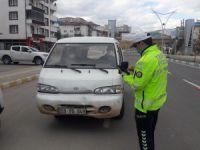 197 sürücüye 72 bin 457 lira ceza uygulandı