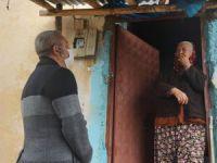Başkan Maçoğlu'ndan yaşlı vatandaşlara ziyaret