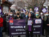 CHP Kadın Kolları'ndan 'İstanbul Sözleşmesi' açıklaması