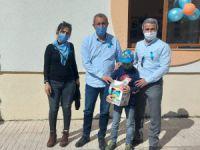Belediyeden 'Dünya Otizm Farkındalık Günü' etkinliği