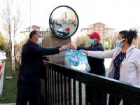 Dersimli site görevlisi, 108 aileye geri dönüşüm bilinci kattı