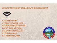 Dersim Belediyesi, parasız internet hizmeti vermeye başladı