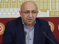 Milletvekili Önlü, insan kaçakçılığını Meclis gündemine taşıdı