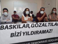 Emek ve Demokrasi Güçleri: HDP'liler ve sağlık emekçileri serbest bırakılsın