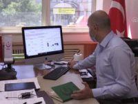 İl Sağlık Müdürü Özdemir: Hastanede yatan hasta sayısı azaldı