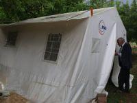 Dersimli yurttaşlar hala mağdur: Evimizi yıkıp, bizi dışarıya atıp çadır verdiler