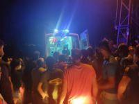 Uçuruma düşen kişi AFAD ve itfaiye ekiplerince kurtarıldı