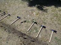 """""""Tozkoparan Höyüğü""""nde arkeolojik kazı çalışmaları başladı"""