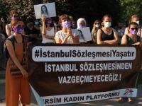 Dersim Kadın Platformu: İstanbul Sözleşmesi'nden vazgeçmiyoruz