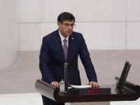 Milletvekili Şaroğlu, deprem konutlarının akıbetini sordu