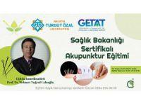 MTÜ'den akupunktur eğitimi