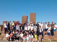 Tatvan'daki Milli Takım kampı sona erdi