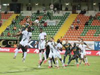 Süper Lig: Alanyaspor: 1 - GZT Giresunspor: 0 (Maç sonucu)