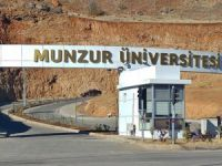 Munzur Üniversitesi'nde bazı bölümlerin hiç tercih edilmemesi TBMM'ye taşındı