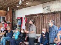 Ekoloji örgütleri Ovacık'ta forum düzenledi