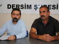 İHD Dersim Şubesi'nden köy korucuları için açıklama