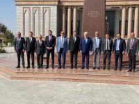 AK Parti Van Milletvekili Kartal Azerbaycan'da
